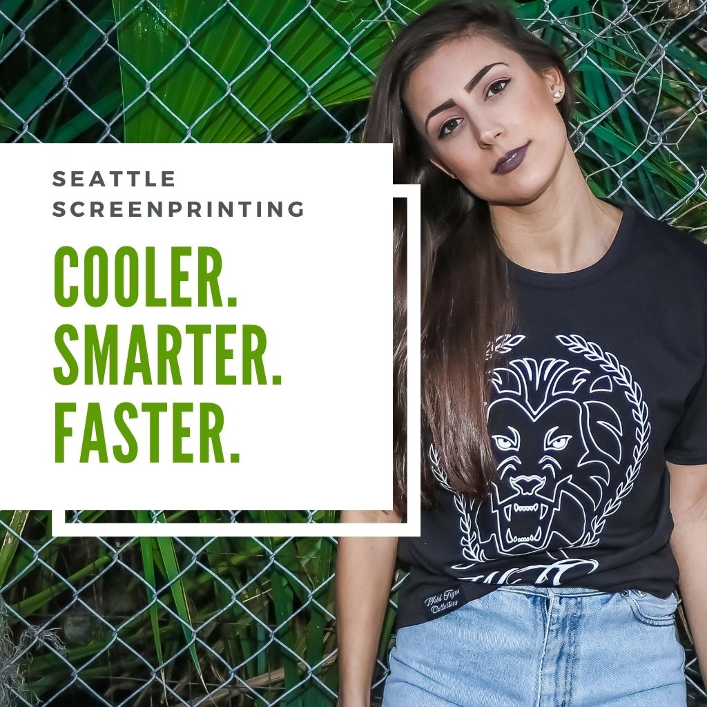 T-shirt Printing Seattle- About Seattle Screen Printing