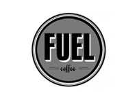 Seattle screen printing & embroidery. Cool Custom Branded Apparel & Accessories- Fuel Coffee Client